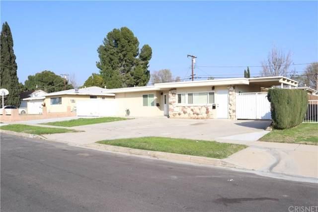 11160 Montgomery Avenue, Granada Hills, CA 91344 (#SR19234291) :: The Fineman Suarez Team
