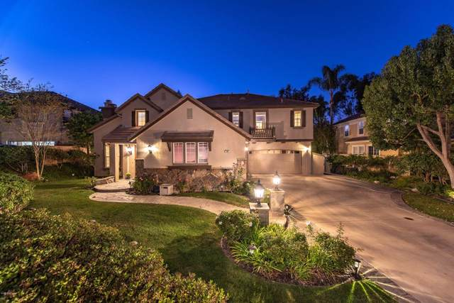 509 Oak Tree Court, Simi Valley, CA 93065 (#219012236) :: Lydia Gable Realty Group