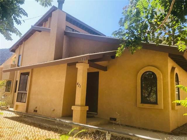 825 Buena Vista Way, Frazier Park, CA 93225 (#SR19235003) :: Golden Palm Properties