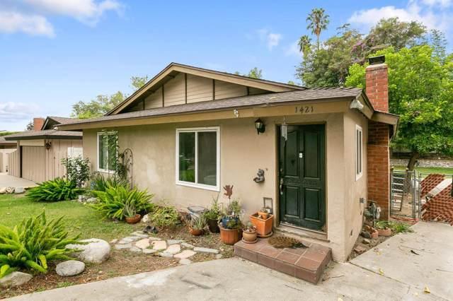 1421 Indiana Avenue, South Pasadena, CA 91030 (#819004622) :: The Parsons Team
