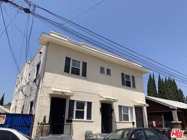 1009 Gardenia Avenue, Long Beach, CA 90813 (#19517392) :: The Pratt Group