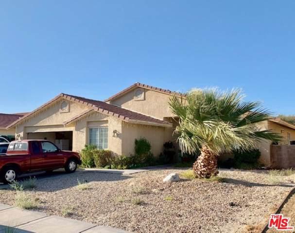 65832 Estrella Avenue, Desert Hot Springs, CA 92240 (#19517320) :: The Pratt Group