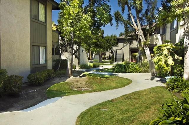 150 E Los Angeles Avenue #413, Moorpark, CA 93021 (#219012274) :: Lydia Gable Realty Group