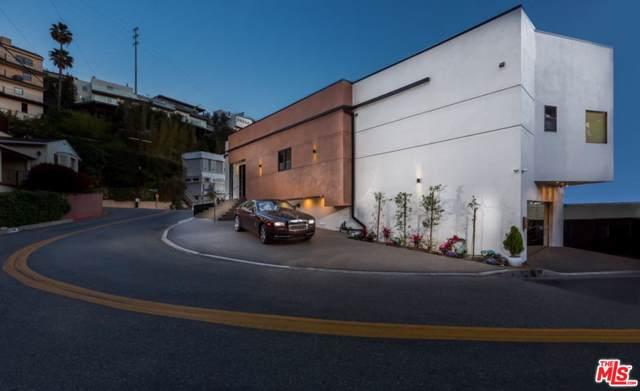 1680 Sunset Plaza Drive, Los Angeles (City), CA 90069 (#19517458) :: Golden Palm Properties