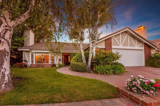 5701 Middle Crest Drive, Agoura Hills, CA 91301 (#219012285) :: Randy Plaice and Associates
