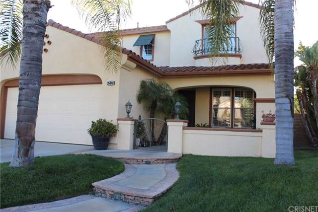 26440 Brooks Circle, Stevenson Ranch, CA 91381 (#SR19236056) :: Eman Saridin with RE/MAX of Santa Clarita