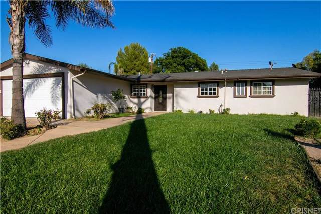 8526 Lurline Avenue, Winnetka, CA 91306 (#SR19236516) :: The Agency