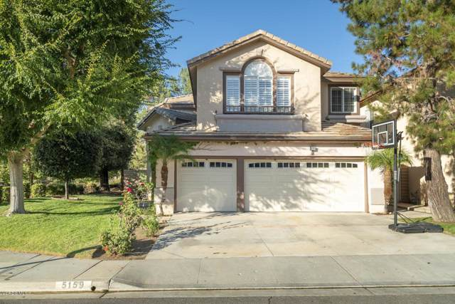 5159 Carmento Drive, Oak Park, CA 91377 (#219012356) :: Lydia Gable Realty Group