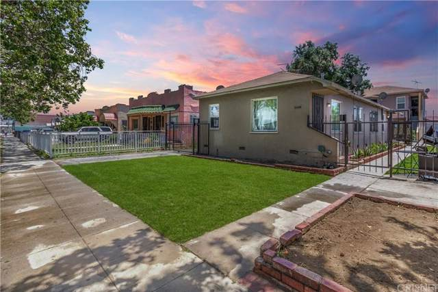 1036 W 60TH Street, Los Angeles (City), CA 90044 (#SR19237191) :: Lydia Gable Realty Group