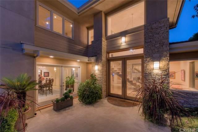 10424 Valley Spring Lane, Toluca Lake, CA 91602 (#SR19235186) :: Golden Palm Properties