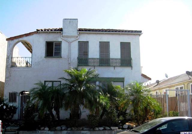 1174 N Madison Avenue, Hollywood, CA 90029 (#319004009) :: The Agency