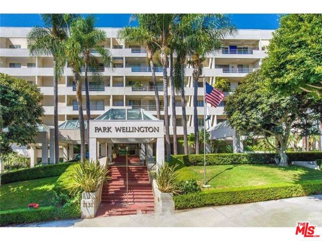 1131 Alta Loma Road #224, West Hollywood, CA 90069 (#19518472) :: Golden Palm Properties