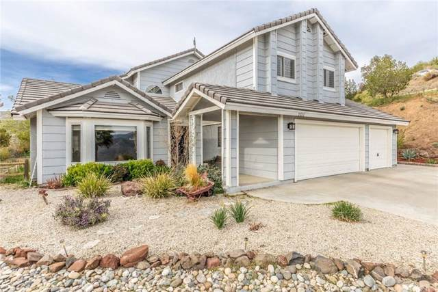 2221 Clanfield Street, Acton, CA 93510 (#SR19237958) :: The Agency