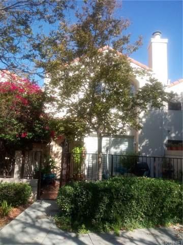 22224 Shadow Valley Circle #41, Chatsworth, CA 91311 (#SR19237326) :: Lydia Gable Realty Group