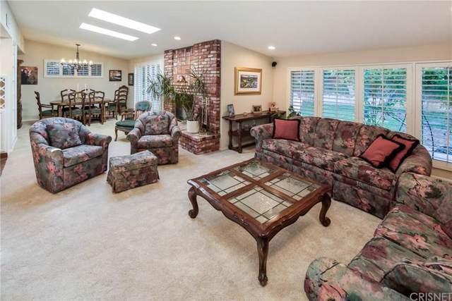 12709 Byron Avenue, Granada Hills, CA 91344 (#SR19236958) :: The Fineman Suarez Team