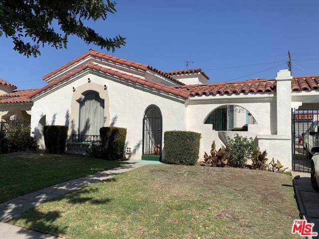 1101 W 82ND Street, Los Angeles (City), CA 90044 (#19518642) :: Lydia Gable Realty Group