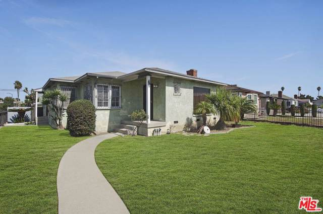 557 W 119TH Street, Los Angeles (City), CA 90044 (#19518860) :: Lydia Gable Realty Group