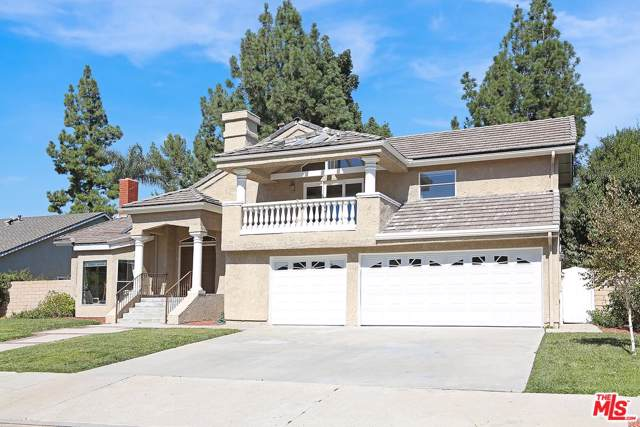 20021 Merridy Street, Chatsworth, CA 91311 (#19518766) :: Randy Plaice and Associates