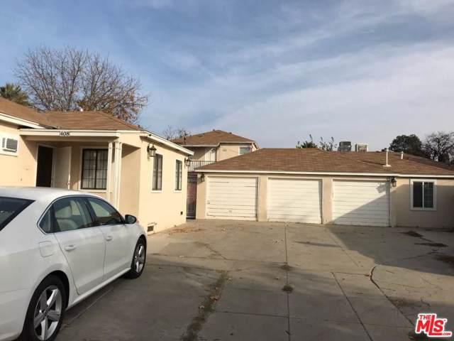 420 4TH Street, Bakersfield, CA 93304 (#19518992) :: TruLine Realty