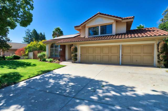 2057 Tilbury Court, Thousand Oaks, CA 91360 (#219012490) :: Lydia Gable Realty Group