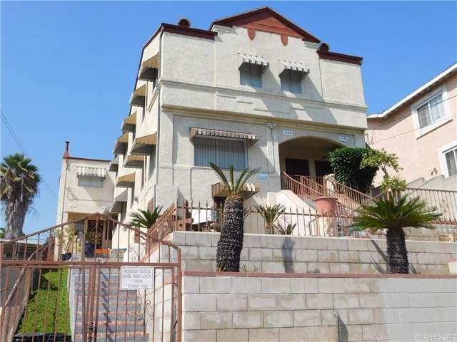 527 N Cummings Street, Los Angeles (City), CA 90033 (#SR19238156) :: Lydia Gable Realty Group