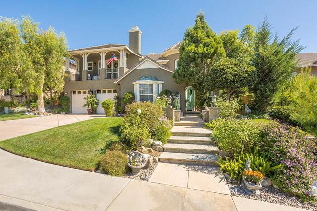 138 Kelton Court, Simi Valley, CA 93065 (#219012515) :: The Agency