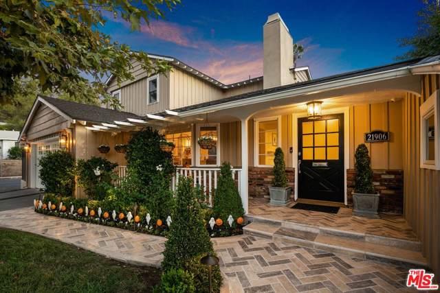 21906 Viscanio Road, Woodland Hills, CA 91364 (#19518918) :: Golden Palm Properties