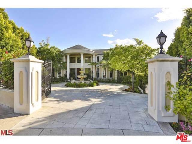 2245 Weybridge Lane, Los Angeles (City), CA 90077 (#19518852) :: Golden Palm Properties