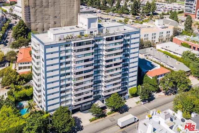 969 Hilgard Avenue #1210, Los Angeles (City), CA 90024 (#19519170) :: Lydia Gable Realty Group