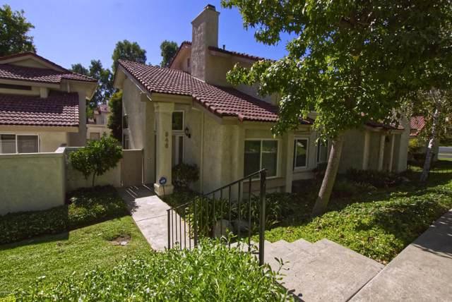 946 Quarterhorse Lane, Oak Park, CA 91377 (#219012544) :: Lydia Gable Realty Group