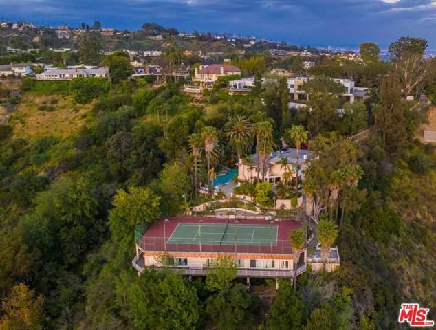 879 Linda Flora Drive, Los Angeles (City), CA 90049 (#19518928) :: Golden Palm Properties