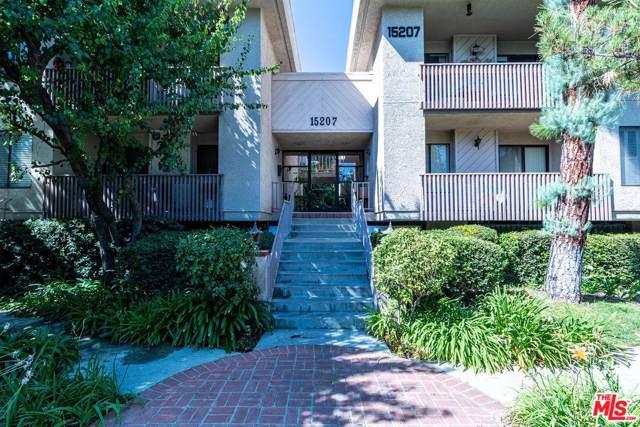 15207 Magnolia #110, Sherman Oaks, CA 91403 (#19518550) :: Randy Plaice and Associates