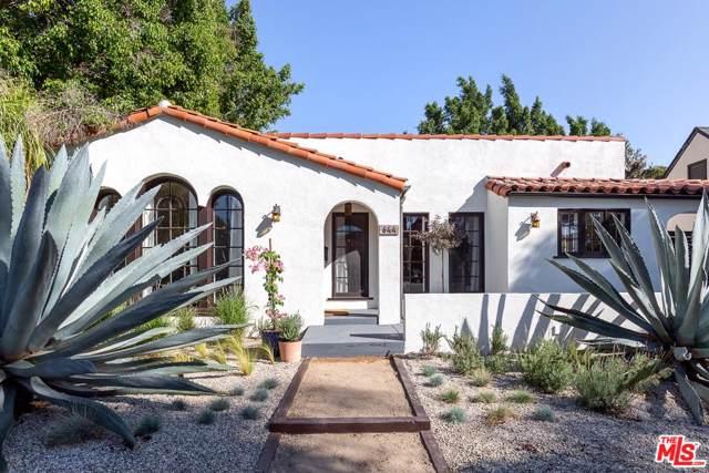 644 Lillian Way, Los Angeles (City), CA 90004 (#19519584) :: The Agency