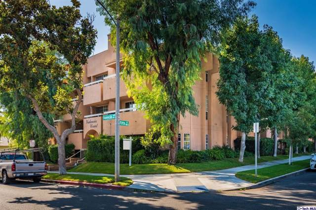 435 E Valencia Avenue #303, Burbank, CA 91501 (#319004034) :: The Parsons Team