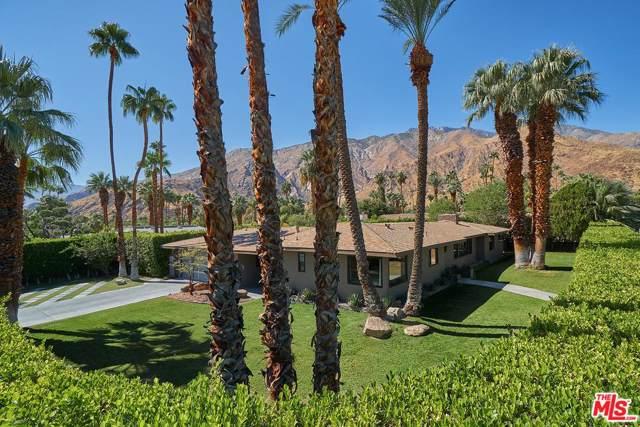323 W Stevens Road, Palm Springs, CA 92262 (#19519200) :: DSCVR Properties - Keller Williams