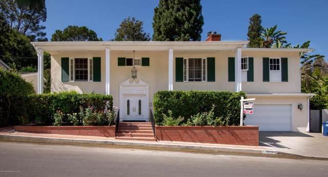 3901 Benedict Canyon Drive, Sherman Oaks, CA 91423 (#819004736) :: Randy Plaice and Associates