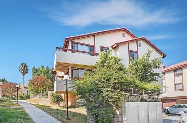 18142 Sundowner Way #1167, Canyon Country, CA 91387 (#SR19239501) :: Lydia Gable Realty Group