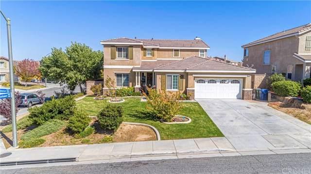 37428 Mimosa Way, Palmdale, CA 93551 (#SR19241116) :: Golden Palm Properties