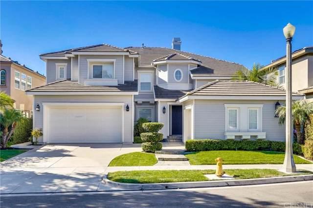 6 Wyeth Street, Ladera Ranch, CA 92694 (#SR19239068) :: Lydia Gable Realty Group