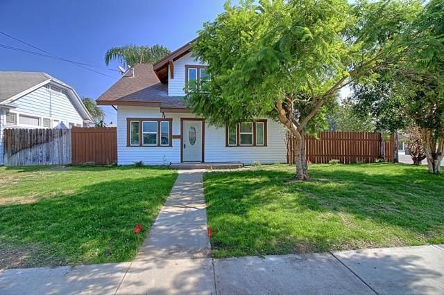 203 N 6TH Street, Santa Paula, CA 93060 (#219012579) :: Randy Plaice and Associates