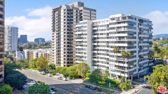 10433 Wilshire Ph C, Los Angeles (City), CA 90024 (#19516024) :: Lydia Gable Realty Group
