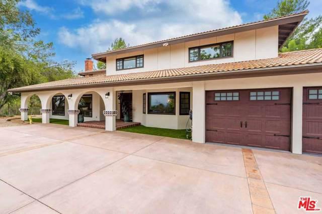 20254 Wells Drive, Woodland Hills, CA 91364 (#19519812) :: Golden Palm Properties