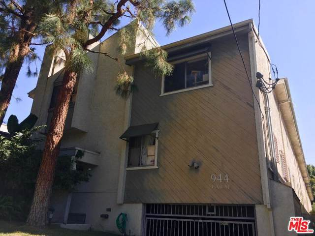 944 Palm Avenue #2, West Hollywood, CA 90069 (#19519782) :: Lydia Gable Realty Group