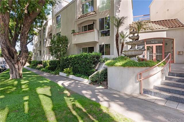 4242 Stansbury Avenue #204, Sherman Oaks, CA 91423 (#SR19240947) :: Randy Plaice and Associates