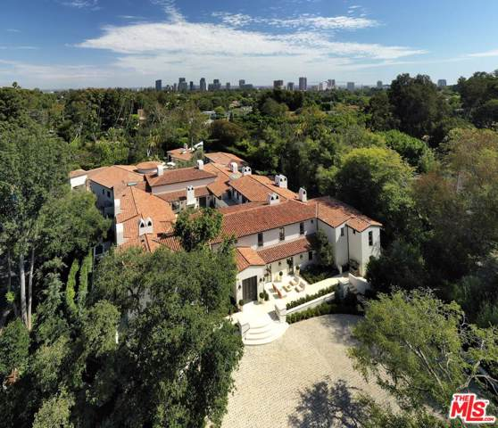 10410 Bellagio Road, Los Angeles (City), CA 90077 (#19517602) :: Golden Palm Properties