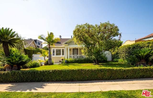 527 N Gower Street, Los Angeles (City), CA 90004 (#19519846) :: The Agency