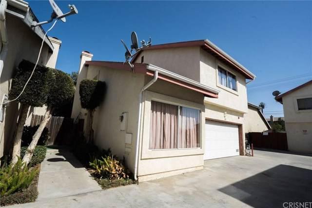 13421 Hubbard Street #107, Sylmar, CA 91342 (#SR19240674) :: Lydia Gable Realty Group