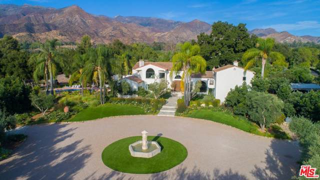 1148 Mcnell Road, Ojai, CA 93023 (#19519448) :: SG Associates