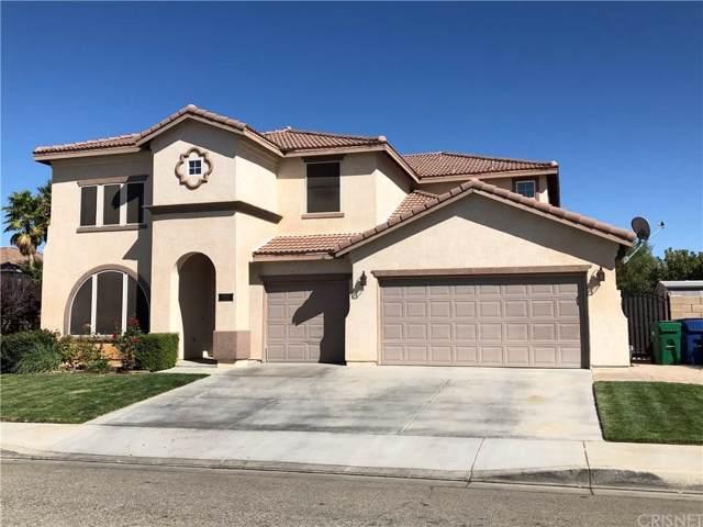 40536 Flag Way, Palmdale, CA 93551 (#SR19239706) :: Golden Palm Properties