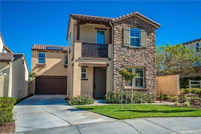 28960 West Hills, Valencia, CA 91354 (#SR19236667) :: Golden Palm Properties